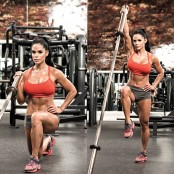 Michelle Lewin Reverese Lunge Press thumbnail