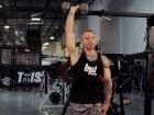 Single-Arm Dumbbell Overhead Press thumbnail