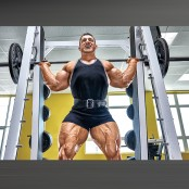 Smith Machine Squat thumbnail