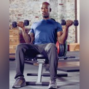 Incline Dumbbell Biceps Curl thumbnail