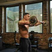 Warrior Fit Barbell Lateral Raise thumbnail