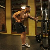 Warrior Fit Cable Row thumbnail