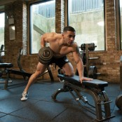 Warrior Fit Dumbbell Row thumbnail