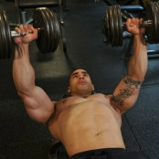 Warrior Fit Incline Dumbbell Press thumbnail