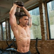 Warrior Fit Overhead Dumbbell Extension thumbnail