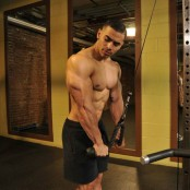 Warrior Fit Triceps Pulldown thumbnail