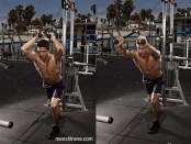 Overhead cable triceps extension thumbnail