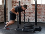 Man pushing prowler thumbnail