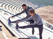 How To Do A Standing Hurdler Leg Stretch thumbnail