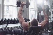 Three-point dumbbell raise thumbnail