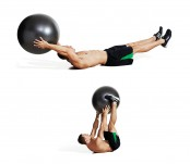 Medicine Ball V-Up thumbnail
