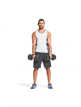 shrug video  watch proper form get tips  more  muscle