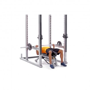 Barbell Pin Bench Press Video Watch Proper Form Get Tips More