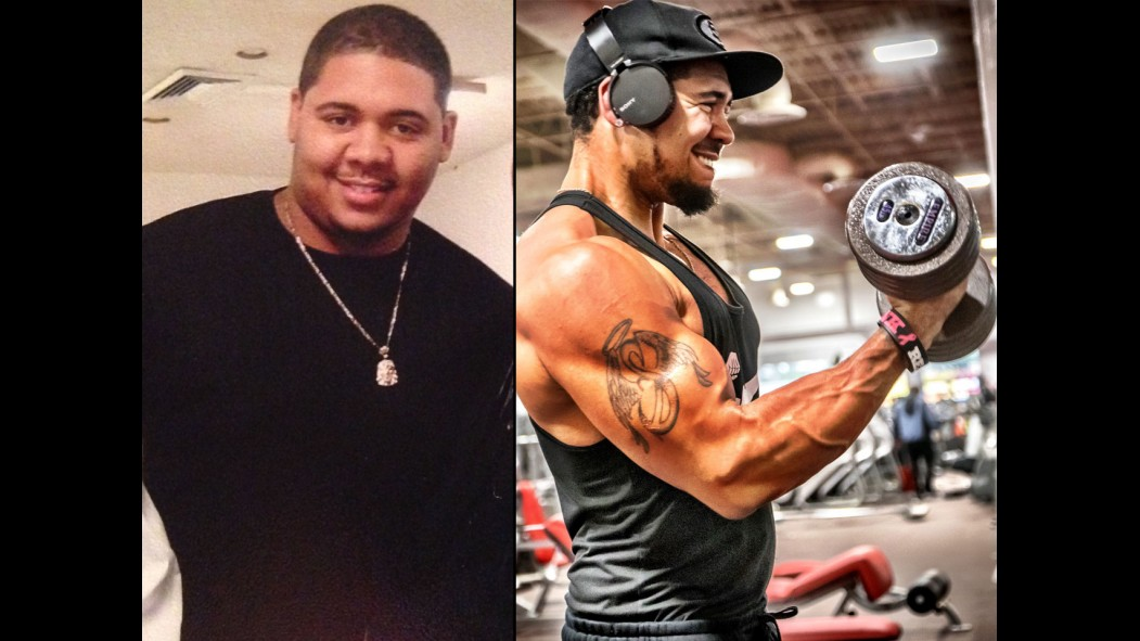 Transformation Tuesday: The 130-pound weight loss plan thumbnail