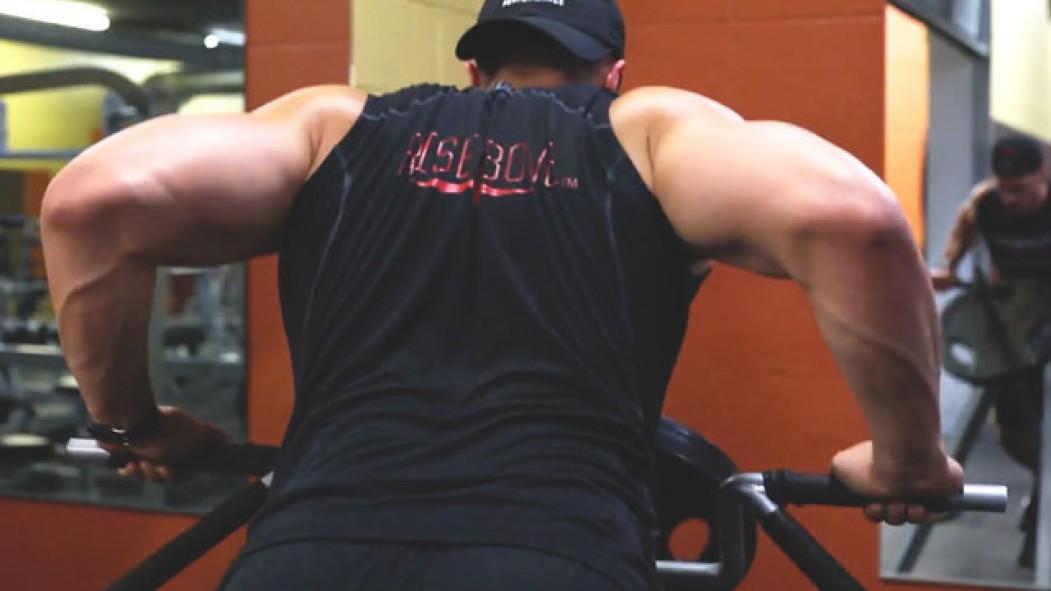 Rise Above Training Videos: Back Video Thumbnail