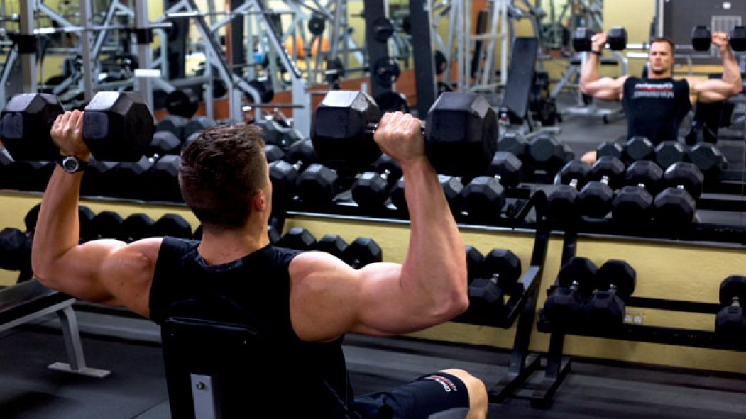 Rise Above Training Videos: Shoulders & Triceps Video Thumbnail