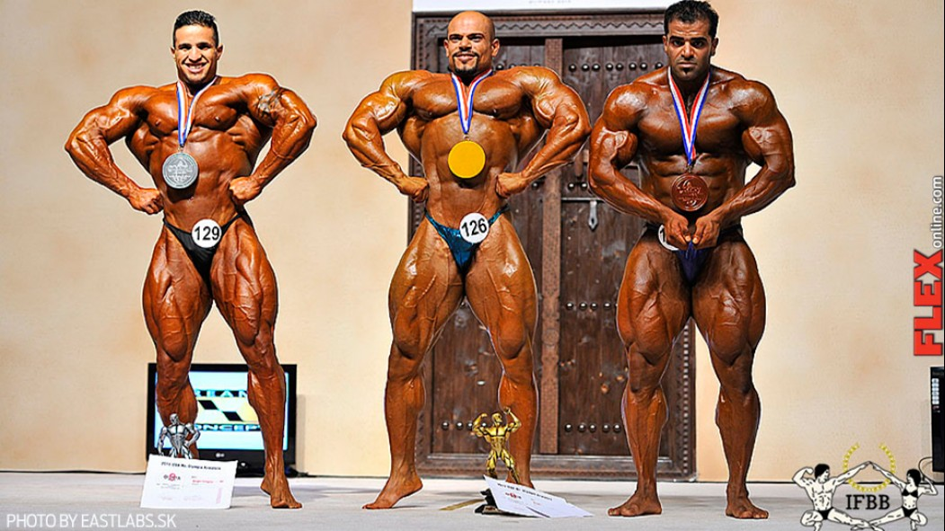 2013 Amateur Olympia Galleries thumbnail