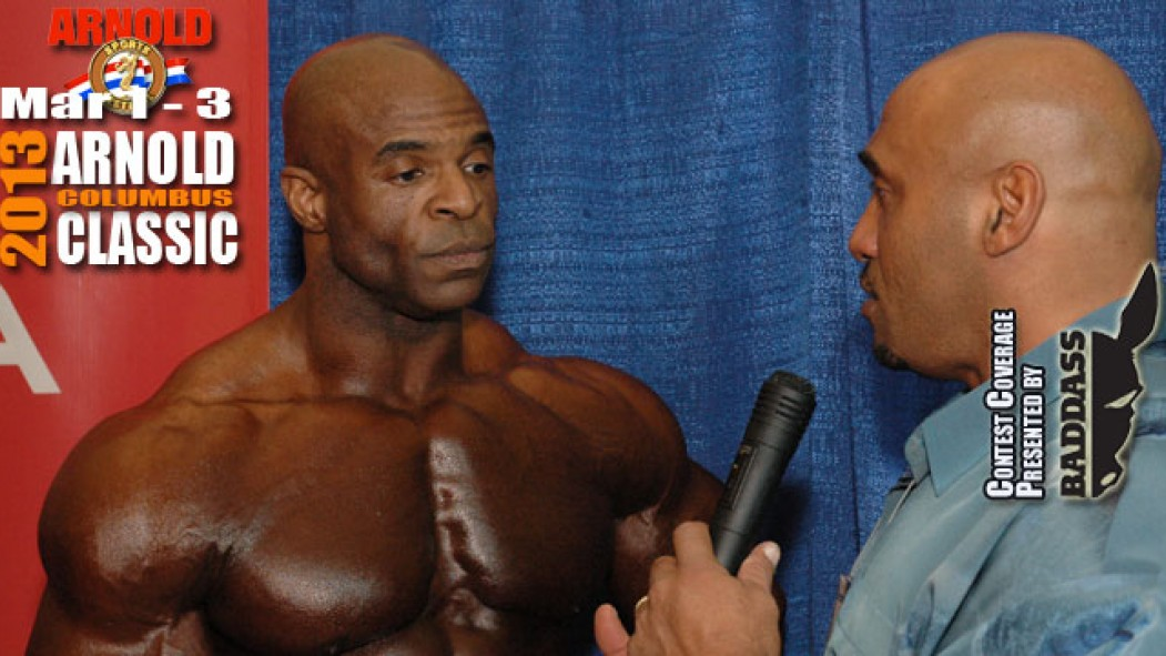 Edward Nunn after Arnold Classic Finals thumbnail