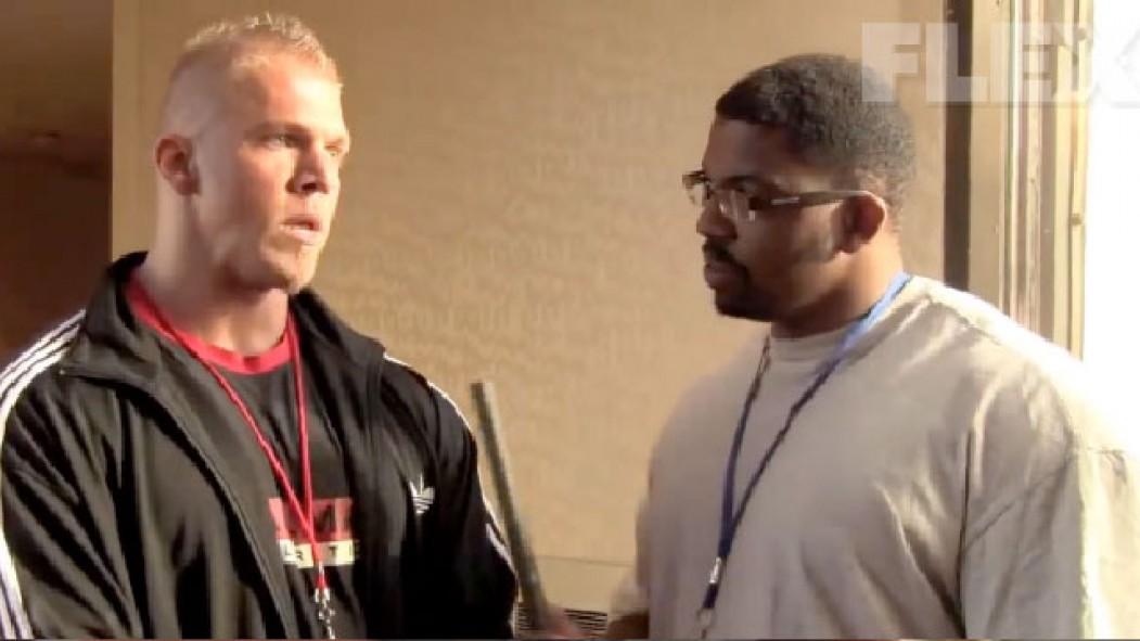 Brandon Beckrich Interview at the 2012 Jr Nationals thumbnail