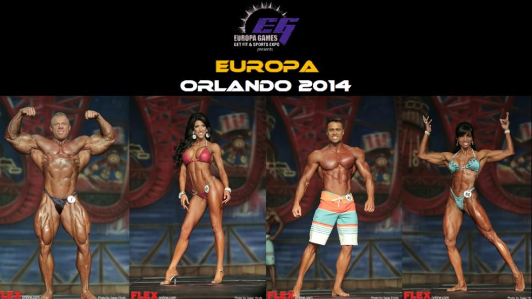 2014 IFBB Orlando Europa - Finals Report  thumbnail