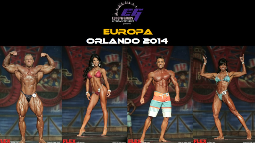 2014 IFBB Orlando Europa - Finals Report  thumbnail
