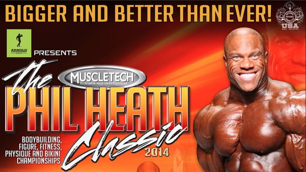 2014 Phil Heath Classic Finals Report thumbnail