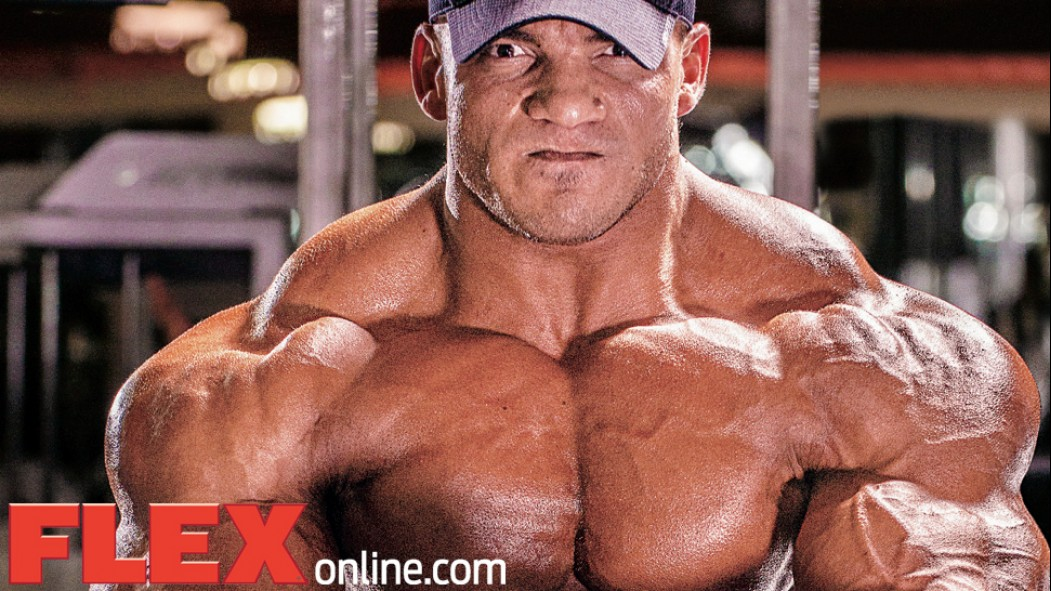 Big Ramy Chest Pec-Tacular thumbnail