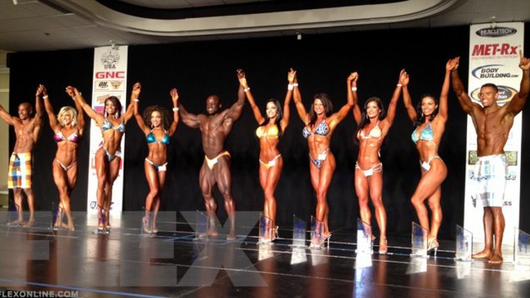 Team U Men Bodybuilding and Physique Report and Results thumbnail
