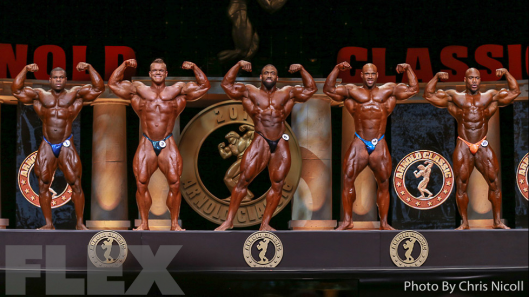 2017 Arnold Classic Open Bodybuilding Call Out Report thumbnail
