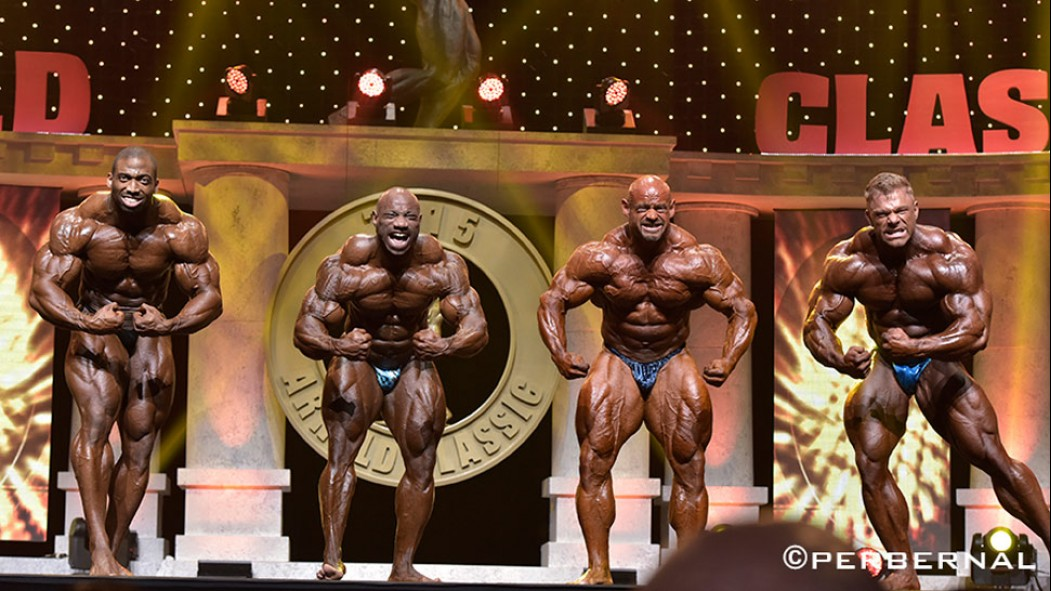 Score Cards and Results of the 2015 Arnold Classic thumbnail