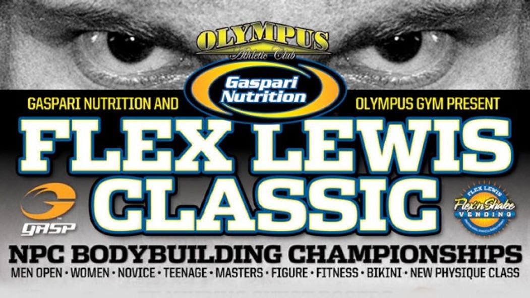 Flex Lewis Classic Contest Information thumbnail