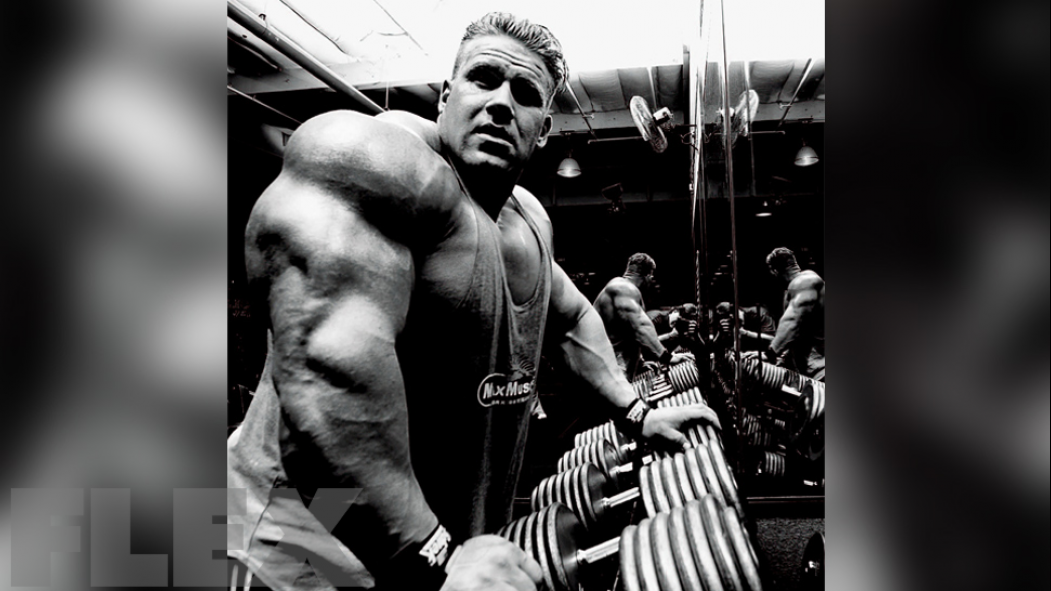 Jay Cutler's 7 Tips for Building Huge Triceps thumbnail