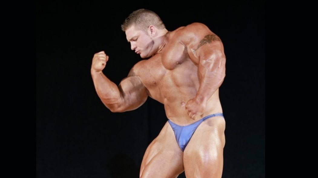 Flex Lewis Guest Posing 2013 Pittsburgh Pro thumbnail