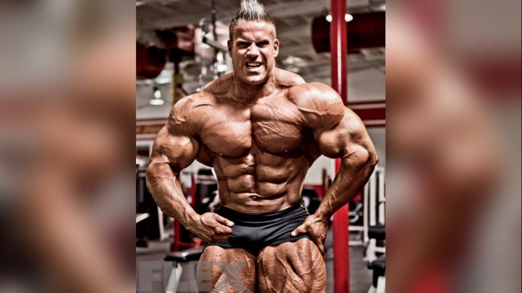 267a6f53d The Evolution of Jay Cutler's Training | Muscle & Fitness