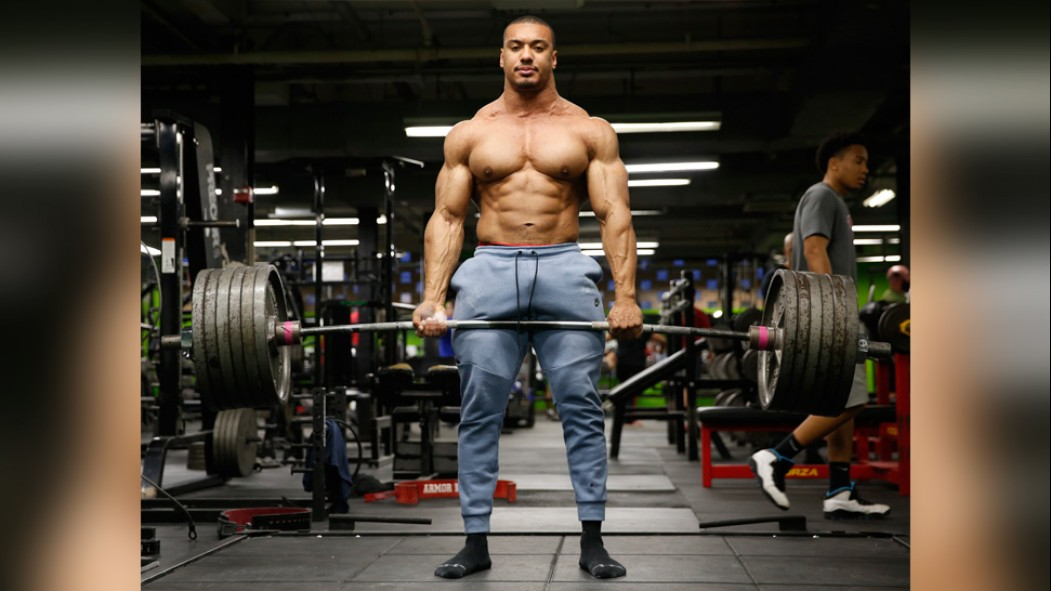 Larry Wheels Signs with MHP thumbnail