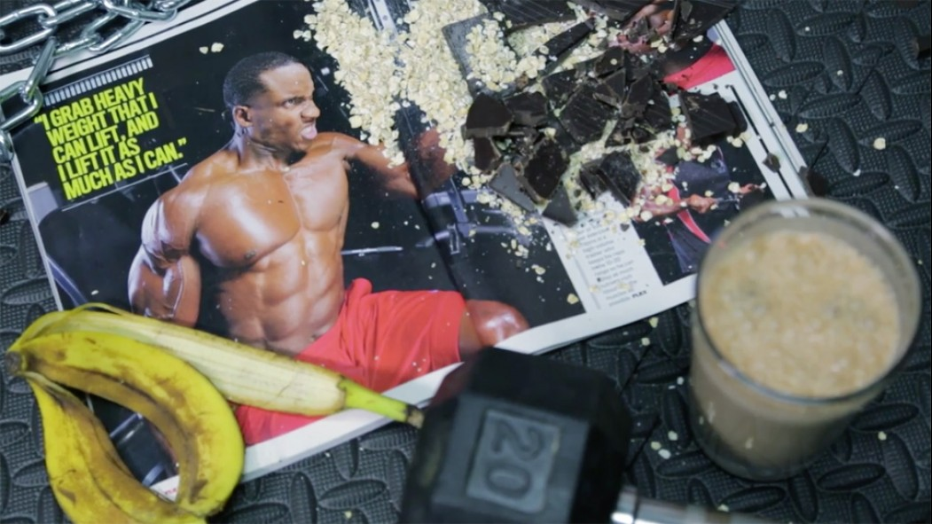 FLEX Shakedown: Robert Timms' Precision Protein Shake Video Thumbnail