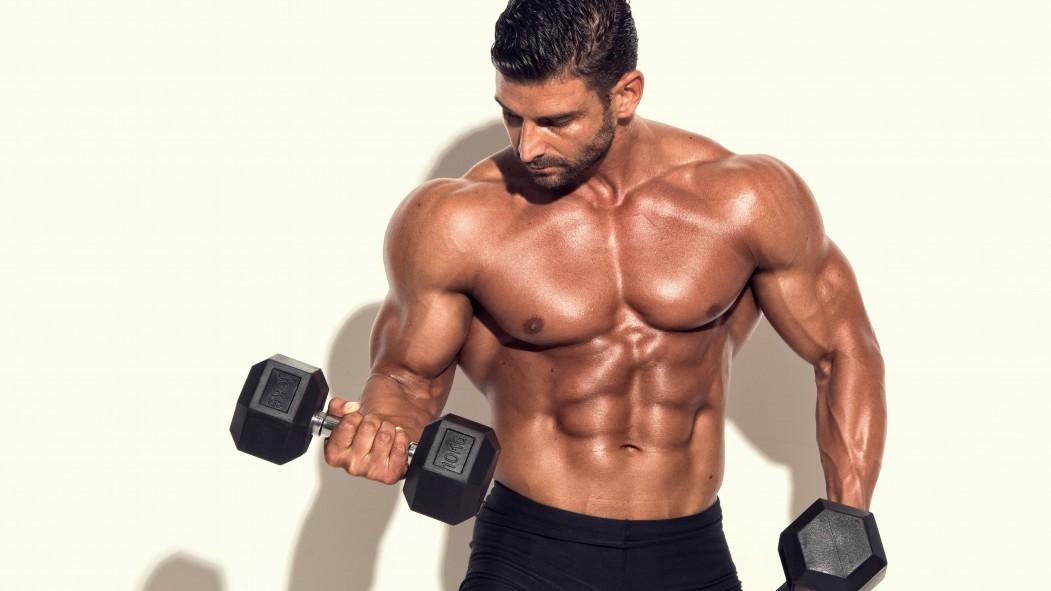 Bodybuilder Lifting thumbnail