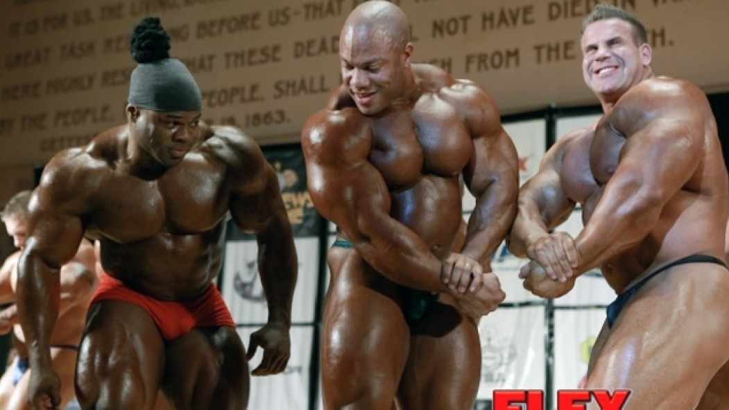 Mega Posedown in Pittsburgh with Heath, Cutler, Greene, Rhoden and Lewis thumbnail