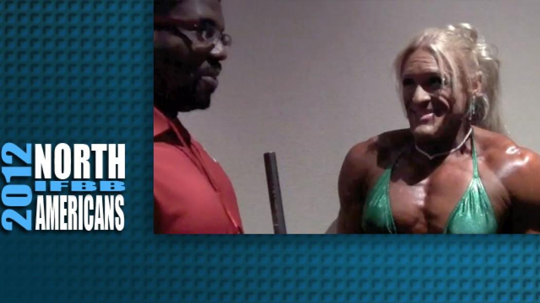 Tammy Jones Bodybuilding Champ and New IFBB Pro thumbnail