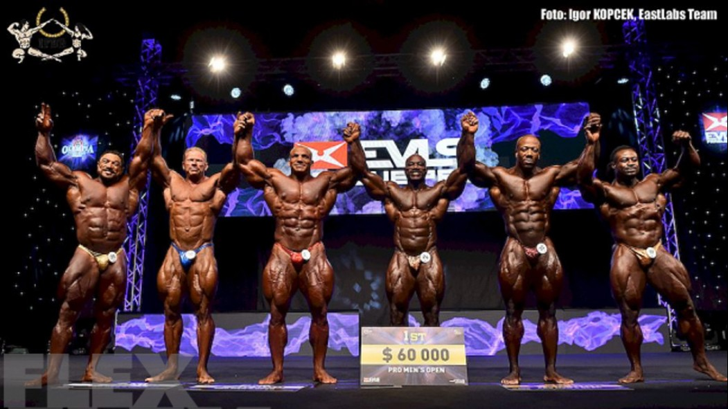 2015 IFBB EVLS Prague Pro Official Scorecards thumbnail