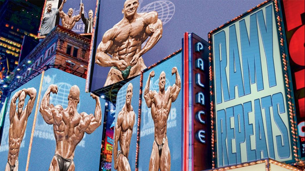 Big Ramy Repeats at the 2014 New York Pro thumbnail