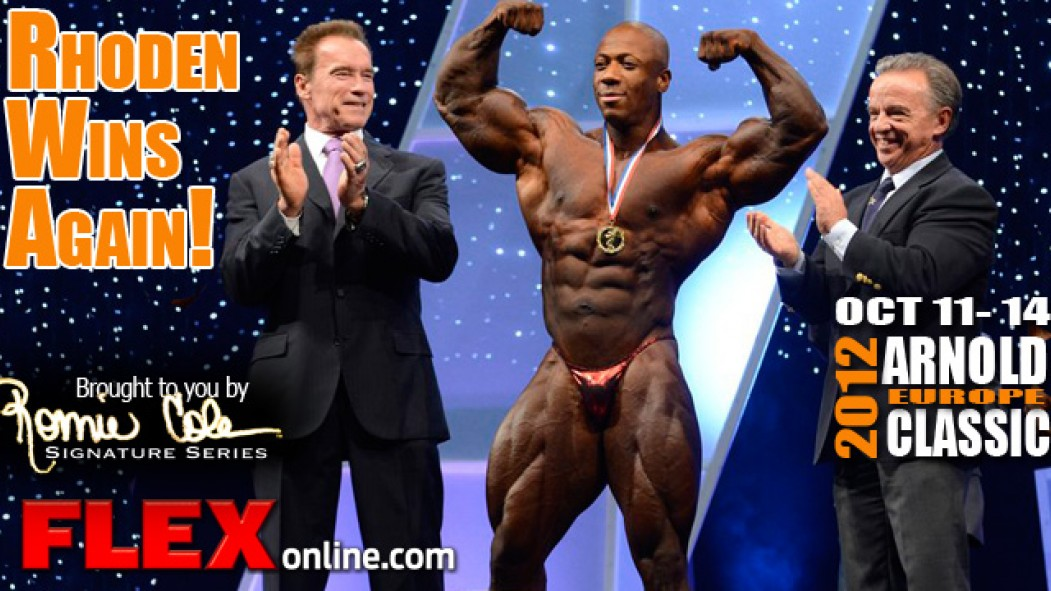Rhoden Wins Madrid - Full Report and Results thumbnail
