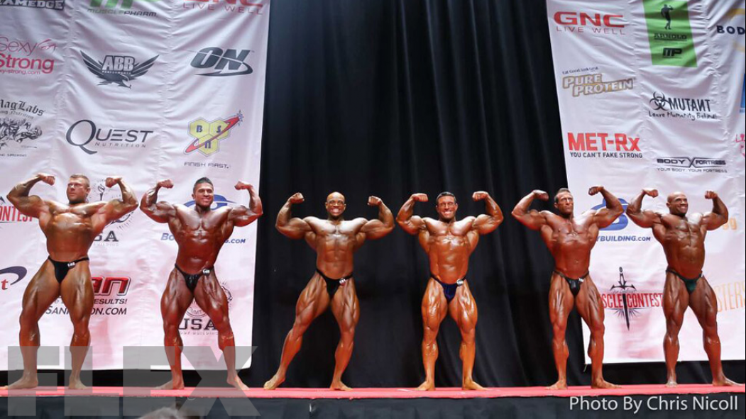 2015 NPC USA Championships Pre-Judging Call Out Report thumbnail