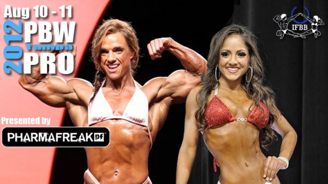 Women's Bodybuilding, Figure, Physique and Bikini Preview - Tampa Pro 2012 thumbnail