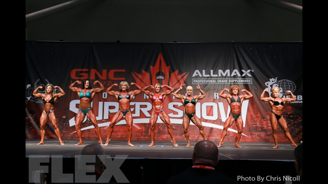 2016 IFBB Toronto Pro: Women's Bodybuilding Call Out Report thumbnail