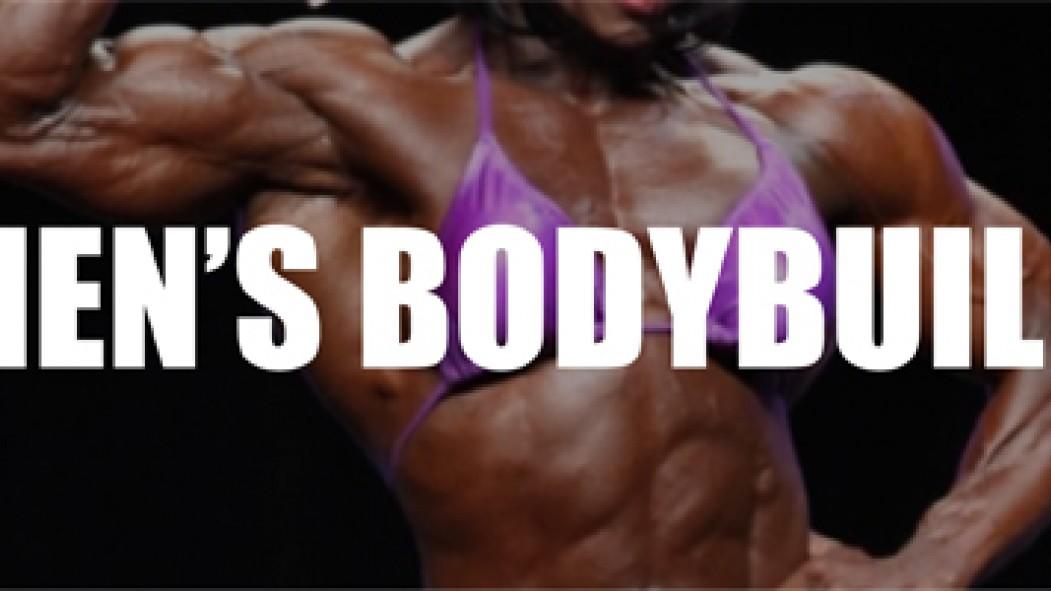 2015 NPC USA Championships Women's Bodybuilding Call Out Report thumbnail