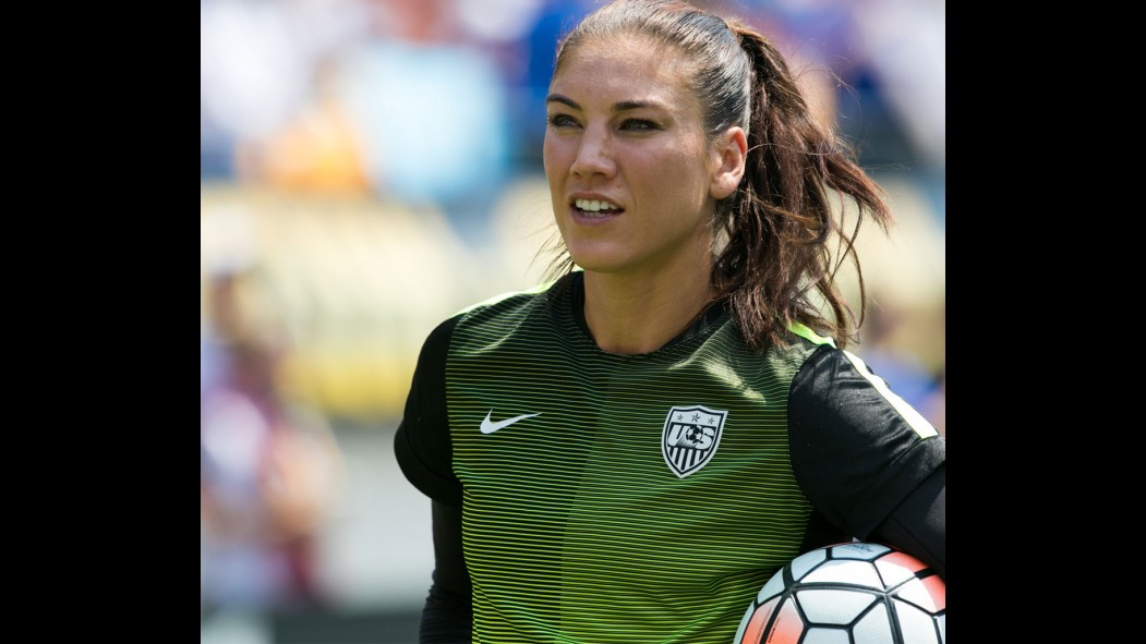 Hottest Women's World Cup Players 2015 thumbnail