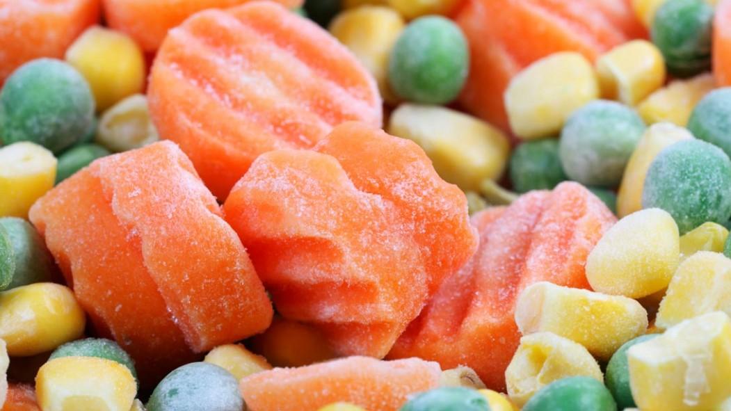 Frozen Vegetables  thumbnail