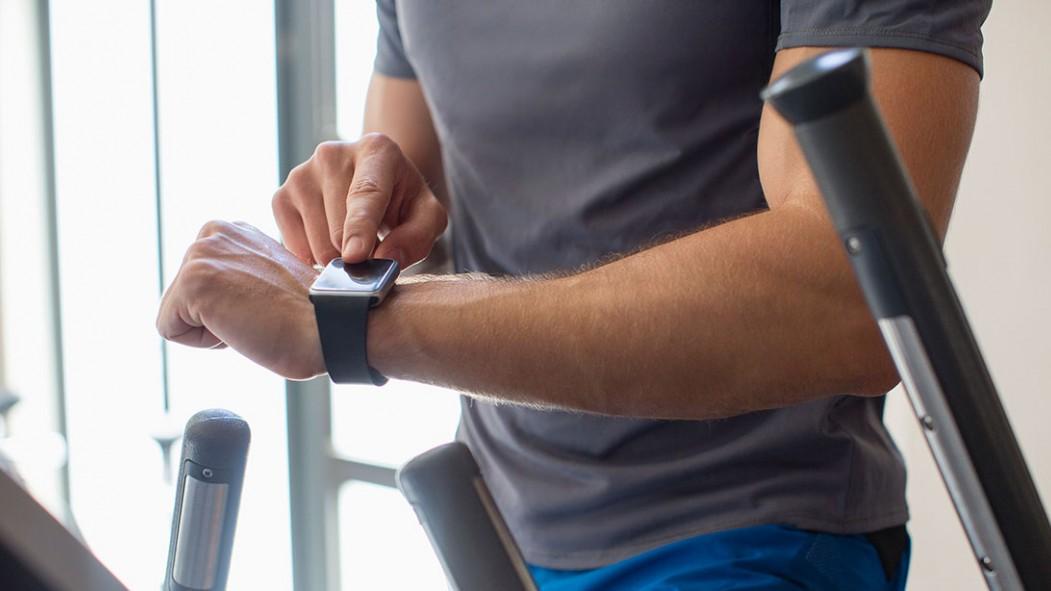 Miniatura del rastreador de ejercicios