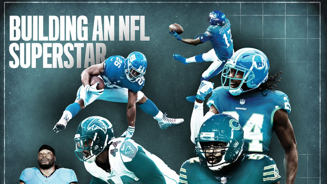 Building an NFL Superstar thumbnail